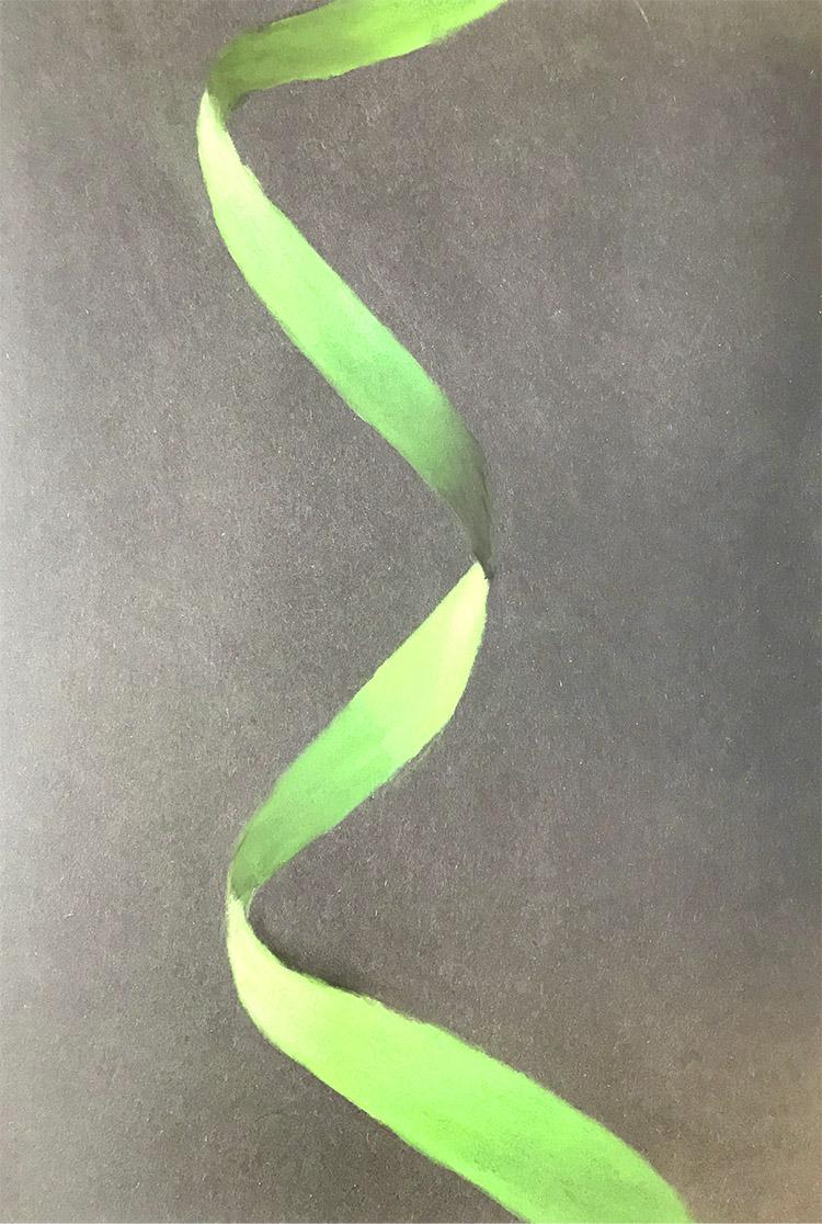 RWB Essen - Bild des Monats - Bild mit Pastelltechnik - Alina Perl