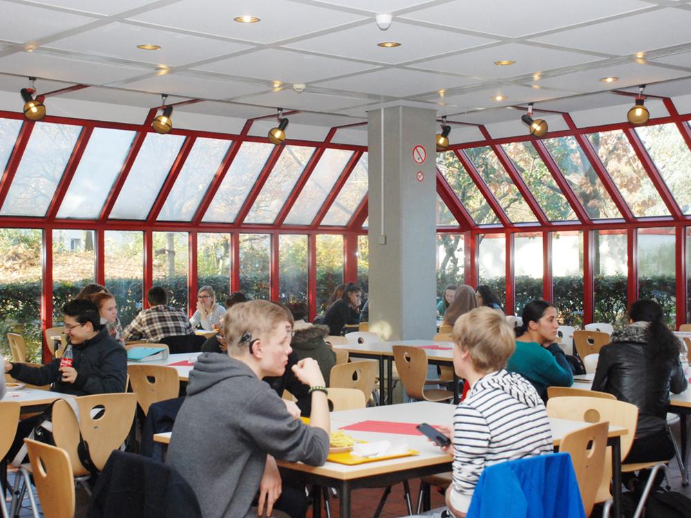 RWB Essen Cafeteria 006