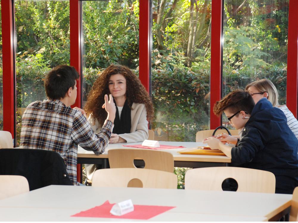 RWB Essen Cafeteria 007
