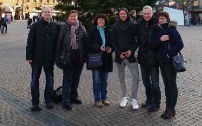 Spreadthesign in Malmö
