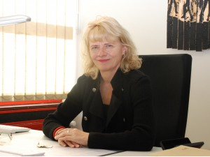 RWB Essen Sozialarbeiterin Frau Kahlfuß