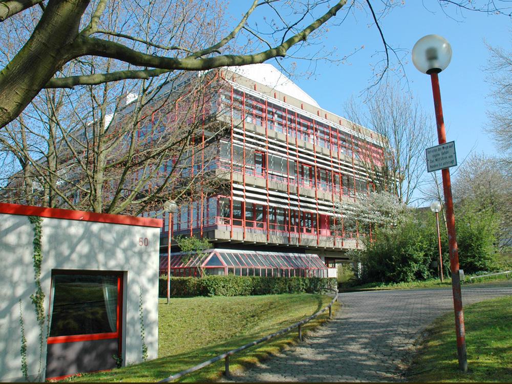RWB Essen Schule Rundgang Seitenaufgang