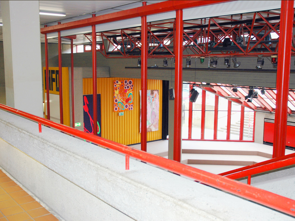 RWB Essen Schule Rundgang Galerie
