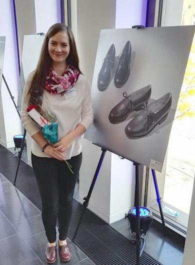 RWB Essen - Schuhmacherhandwerk - Ausstellung beim Landeswettbewerb (Bildquelle: HWK Reutlingen)