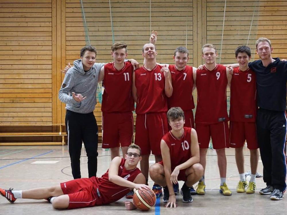 RWB Essen - Basketballturnier Osnabrück - Team Jungen