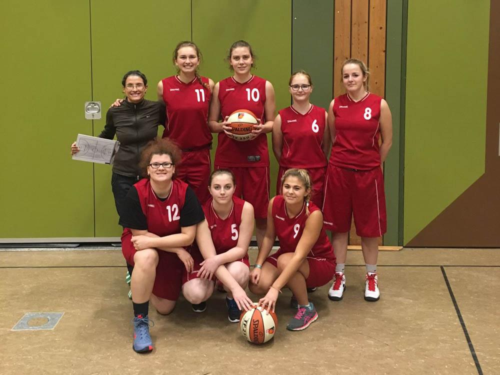 RWB Essen - Basketballturnier Osnabrück - Team Mädchen