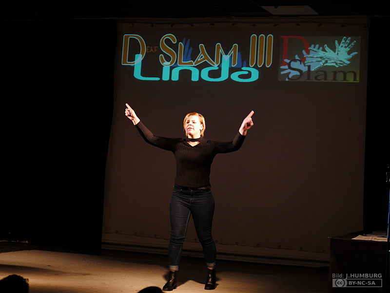 RWB Essen - Deaf Slam III - Linda