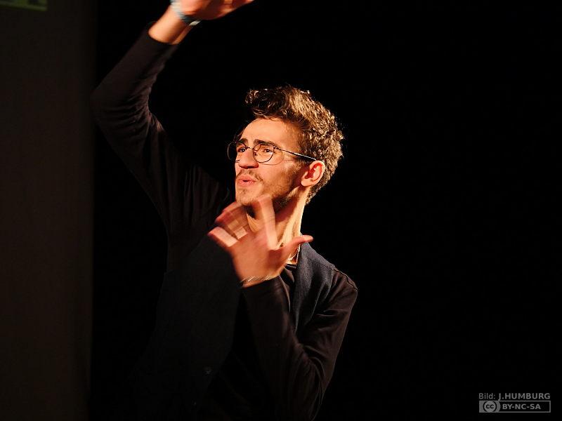 RWB Essen - Deaf Slam III - nochmal Nikita (Gewinner)