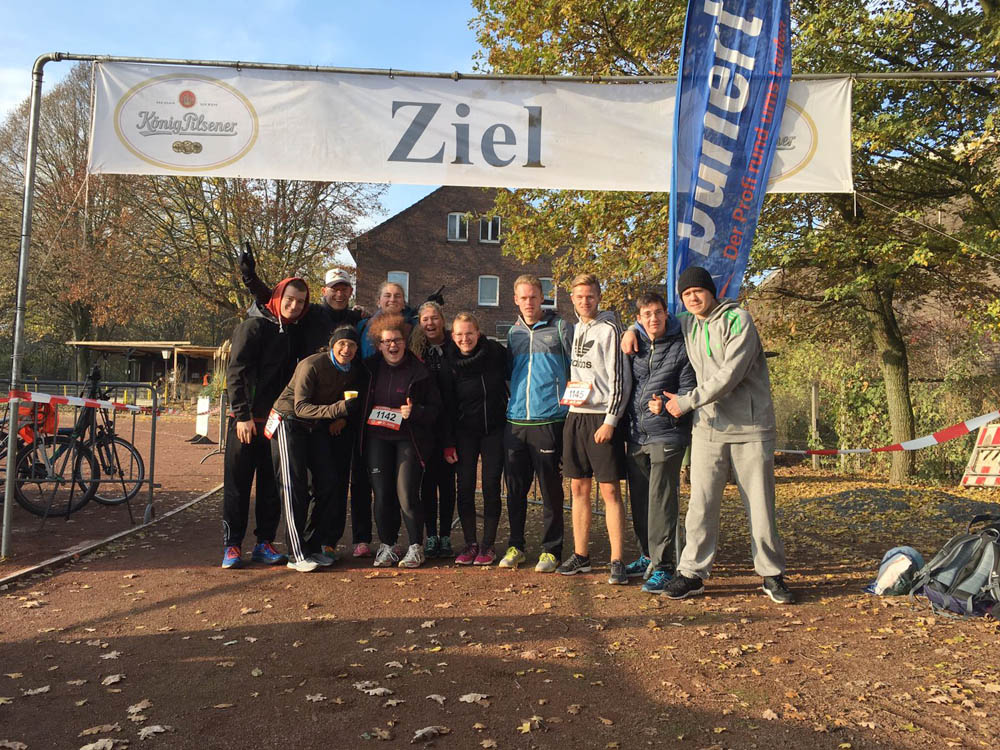 RWB Essen - Biegerparklauf - Die Teilnehmerinnen und Teilnehmer