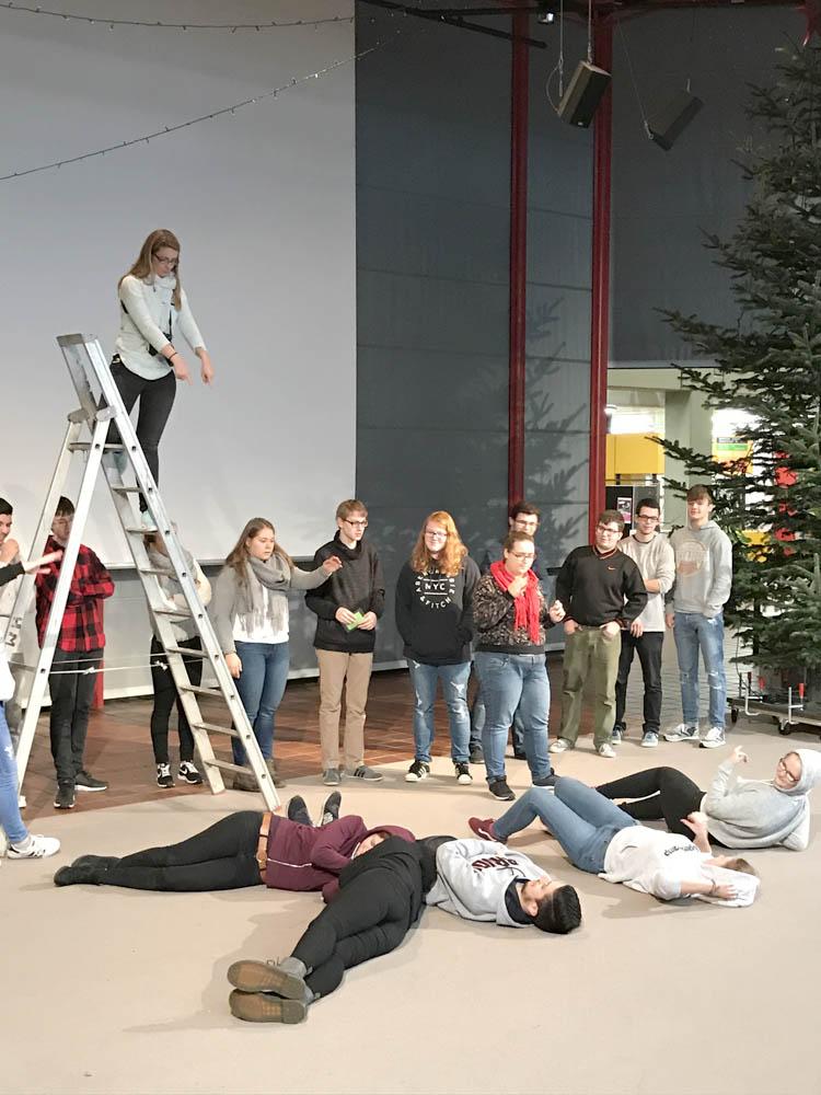 """RWB Essen - Projekt """"Gemeinschaft stärken"""" Workshop 4"""