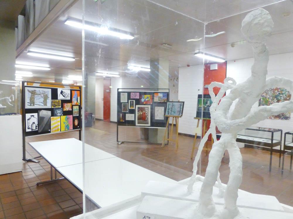 RWB Essen - Kunstauktion 2016 - Ausstellung der Kunstwerke
