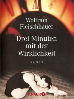Lesung am RWB - Buchcover