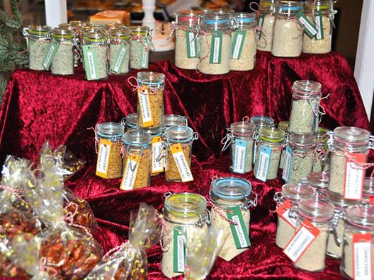 RWB Weihnachtsmarkt - Gewürzsalze