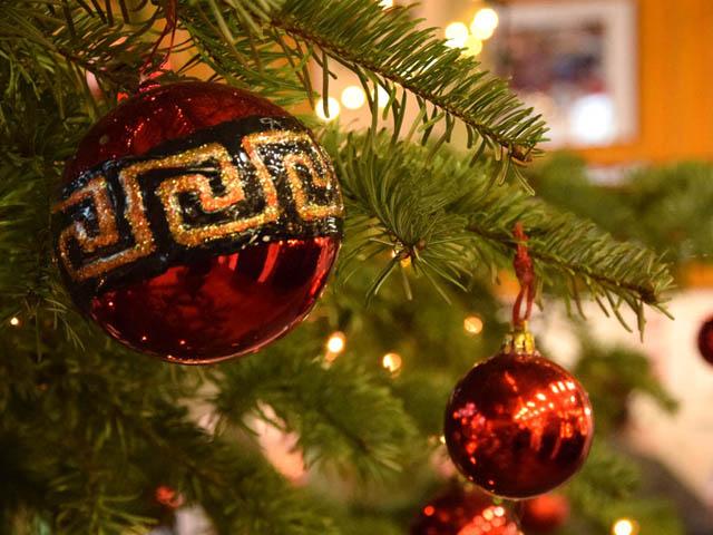 RWB Weihnachtsmarkt- Weihnachtsbaumkugeln
