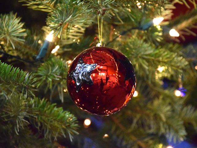 RWB Weihnachtsmarkt- Weihnachtskugel