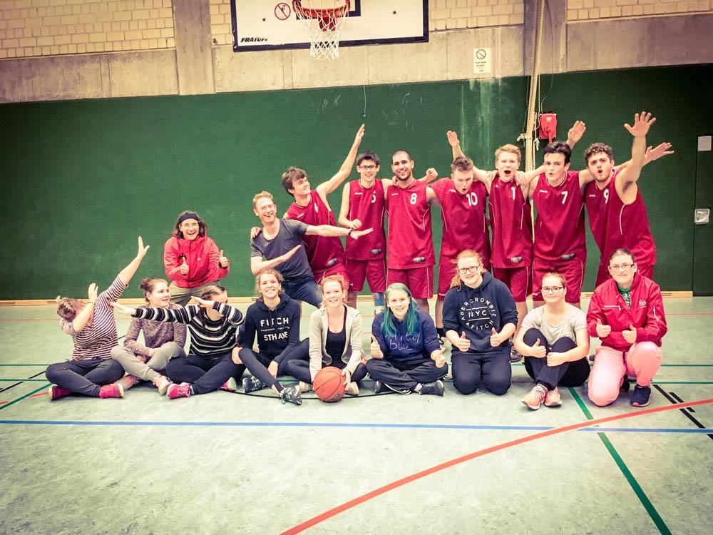 RWB Essen - Basketball-Qualifikationsturnier 2017 - Die Gewinner
