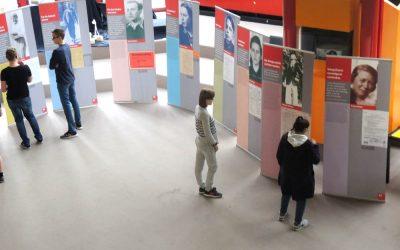 """Ausstellung """"Widerstand gegen den Nationalsozialismus"""""""