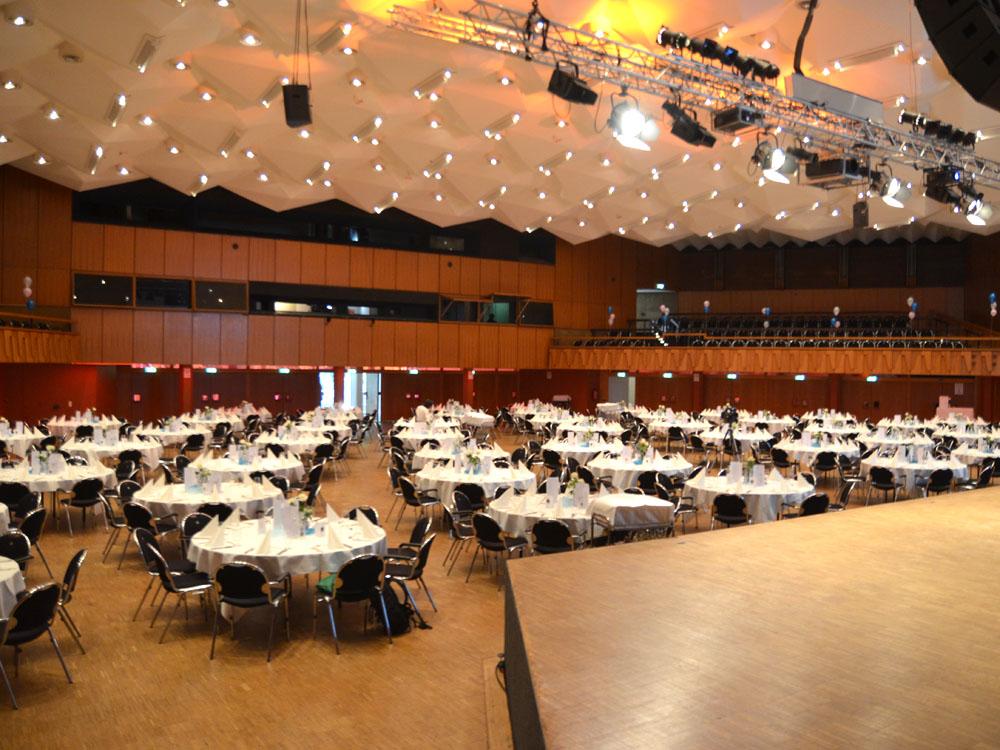 RWB Essen - Abiturfeier 2017 - Ballsaal