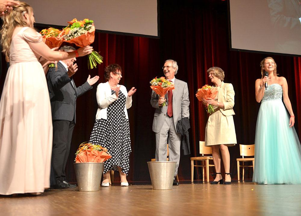 RWB Essen - Abiturfeier 2017 - Verabschiedung in den Ruhestand