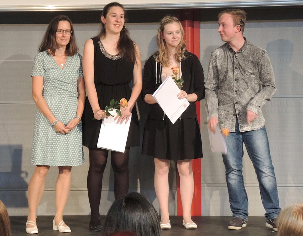 RWB Essen - Abschlussfeier Berufsfachschule 2017 - Klasse 5B161