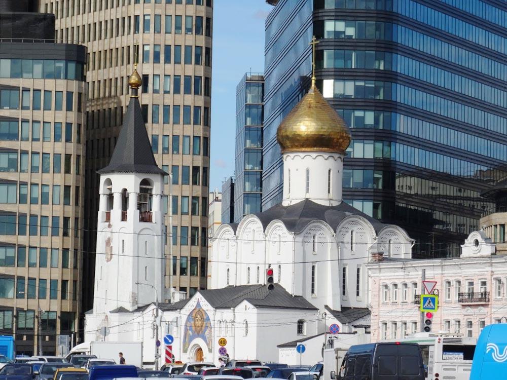 RWB Essen - Studienfahrt nach Russland - Moskau