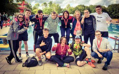 Saisonstart der Triathlon-AG