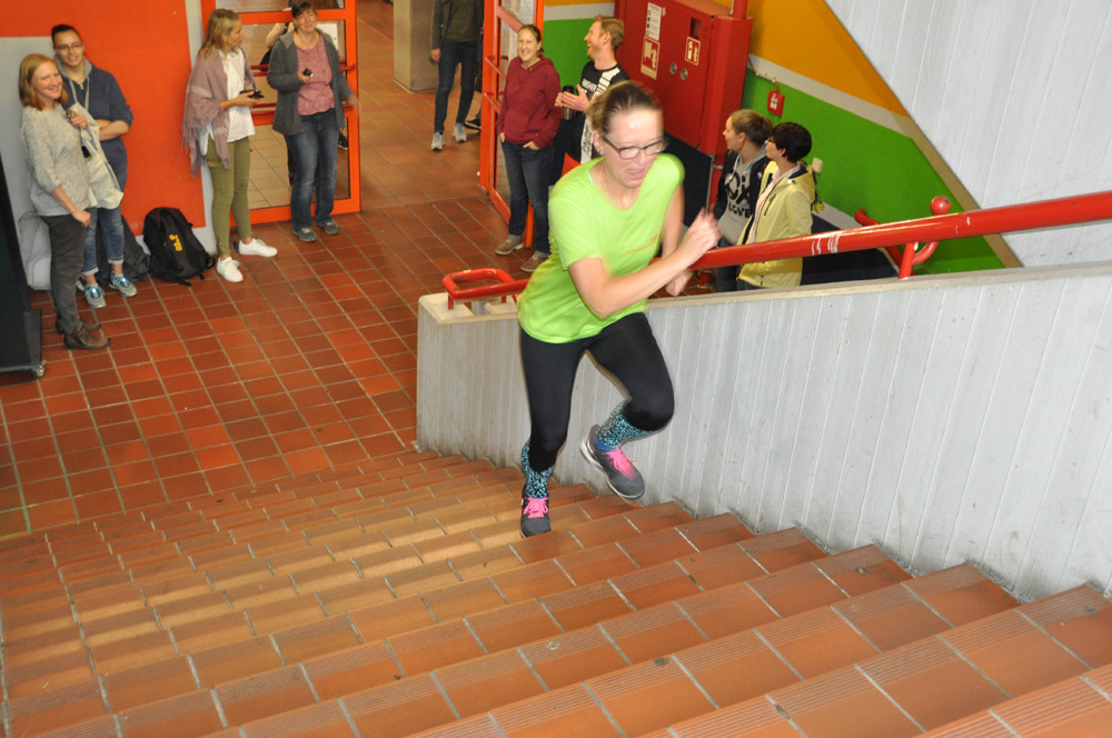 RWB Essen - Sportfest 2017 - Treppenlauf