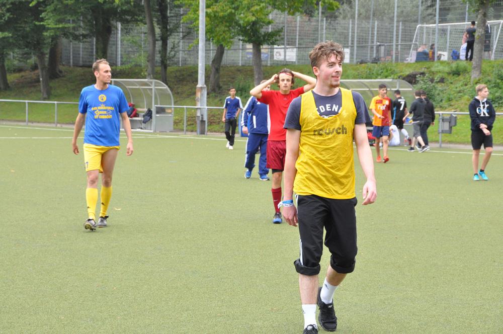 RWB Essen - Sportfest 2017 - Fußball