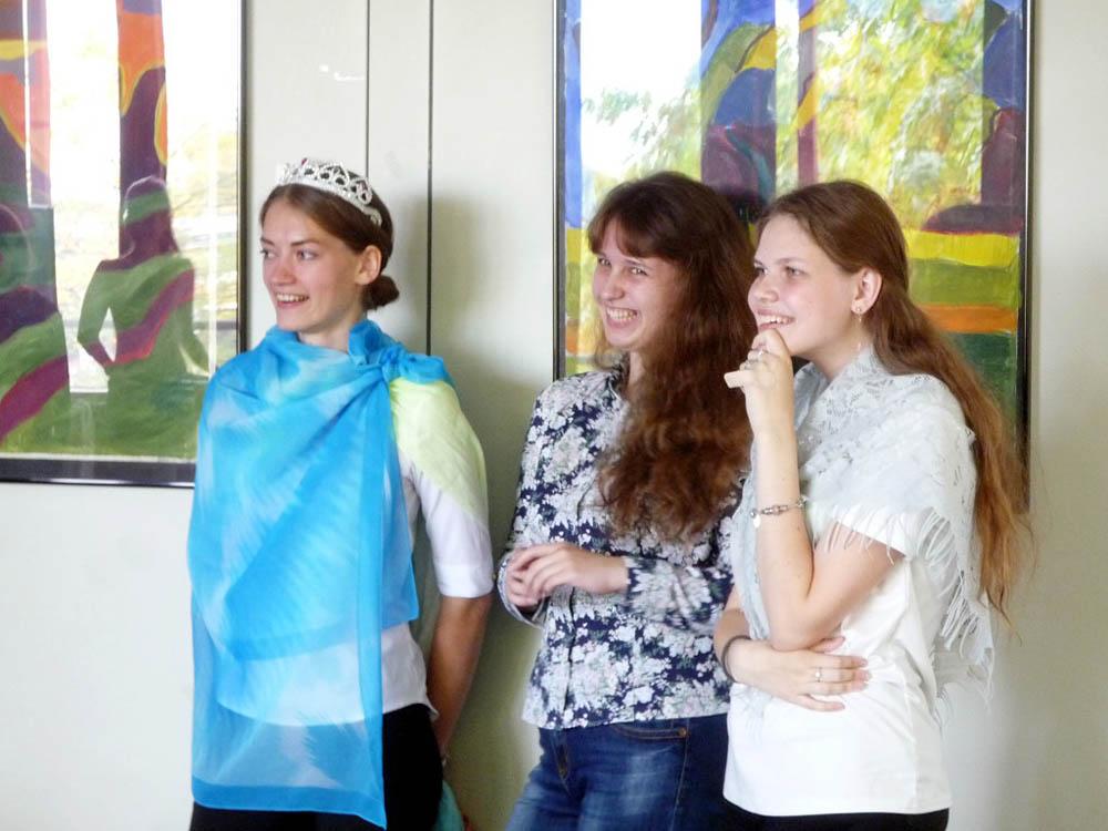 RWB Essen - Besuch aus Russland - Theateraufführung