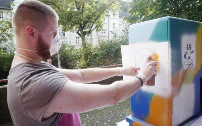 Graffiti-Projekt 2017
