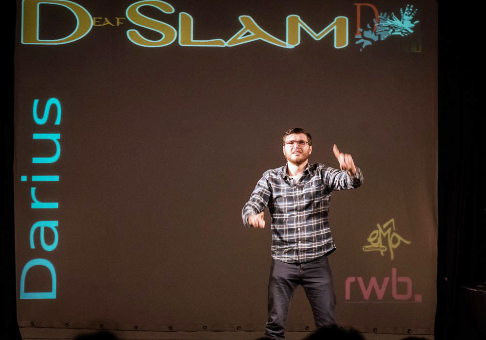 RWB Essen - Deaf Slam IV - Darius