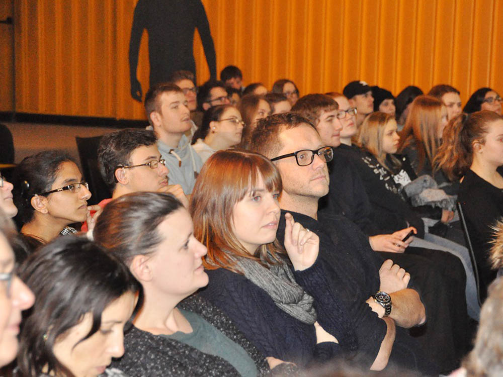 RWB Essen - Kunstauktion 2017 - Publikum