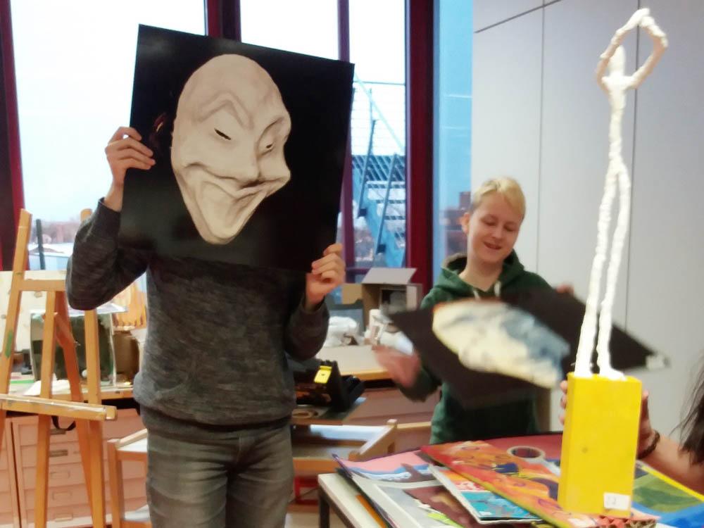 RWB Essen - Kunstauktion 2017 - Vorbereitungen der KVK 2
