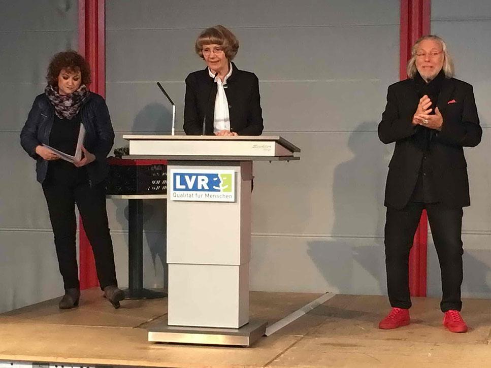 RWB Essen - Verabschiedung der staatlich geprüften Betriebswirte aus der Virtuellen Fachschule - Rede der Schulleiterin Heidemarie Kleinöder