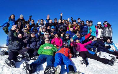 Wintersportwoche in Südtirol 2018