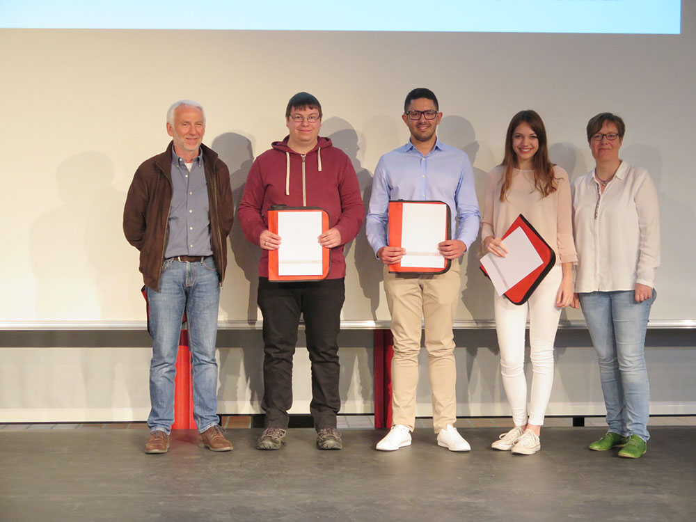 RWB Essen -  Abschlussfeier Bau/Holz/Gestaltung/Agrar 2018 - 3