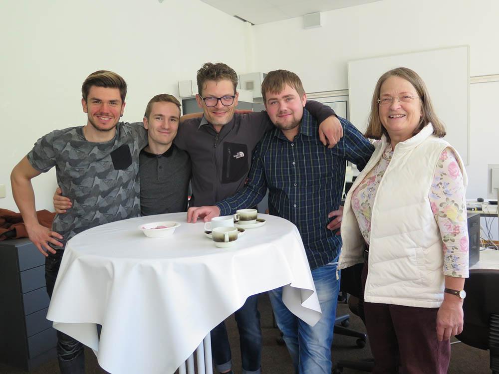 RWB Essen -  Abschlussfeier Bau/Holz/Gestaltung/Agrar 2018 - 15