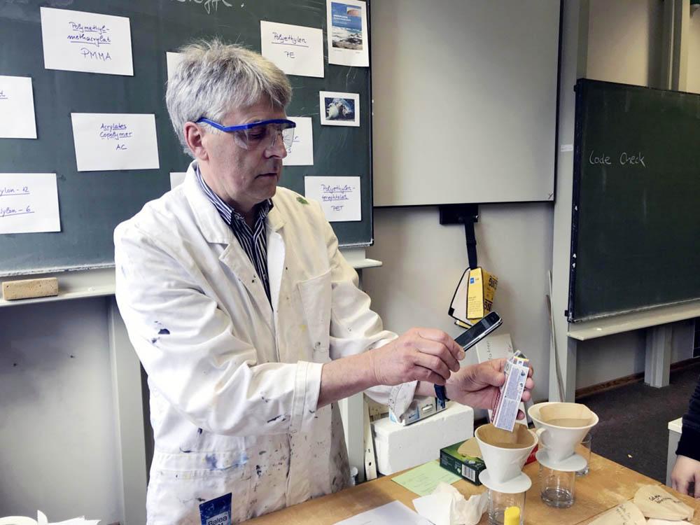 """RWB Essen - Nachhaltigkeitstag 2018 - """"Kein Plastik ins Meer"""""""