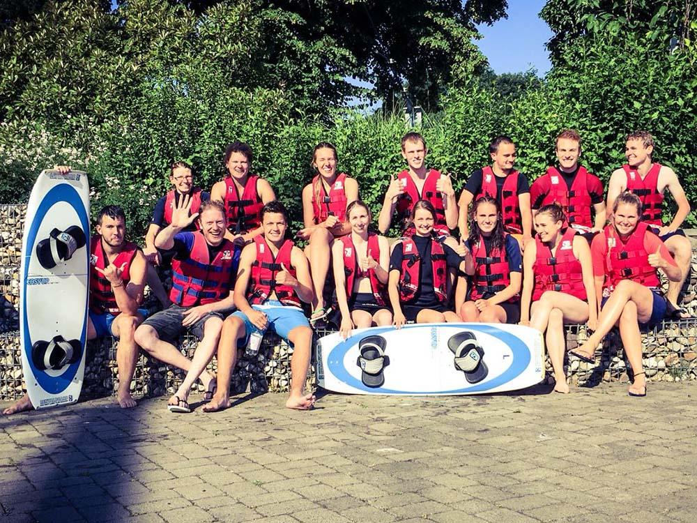 RWB Essen - Wasserski in Duisburg-Wedau