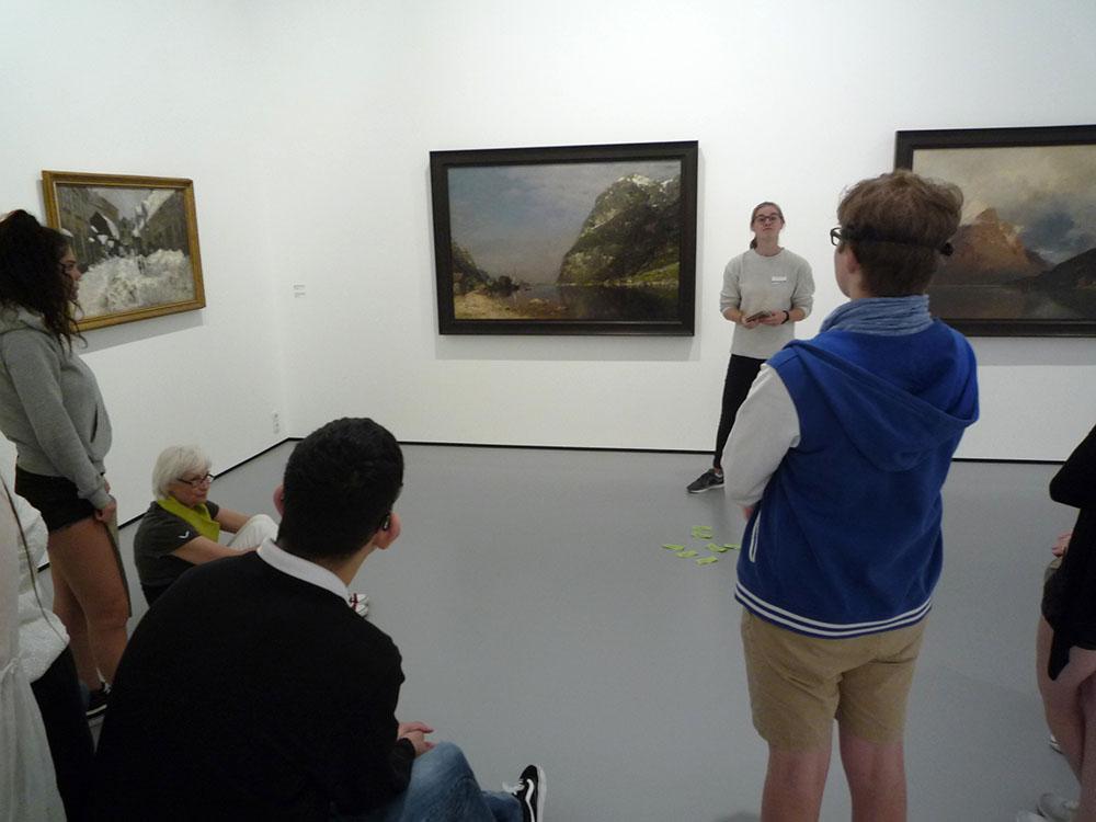 RWB Essen - Museum unter Tage - Ausstellungsräume unter der Erde