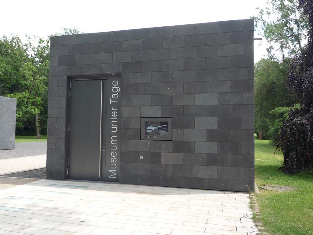 RWB Essen - Museum unter Tage - Eingang über der Erde