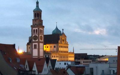 Studienfahrt nach Augsburg