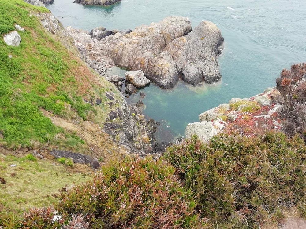 RWB Essen - Studienfahrt nach Dublin -  Besuch der Halbinsel Howth Head