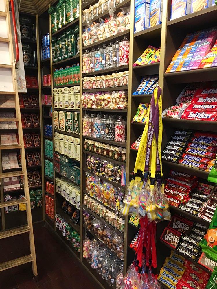 RWB Essen - Studienfahrt nach Dublin -  Sweets