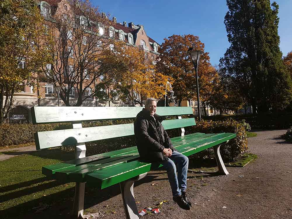 RWB Essen - Spreadthesign Projekt 360° - Dass Schweden sooo ein großes Land sein würde, hatten Christoph Hatwig …