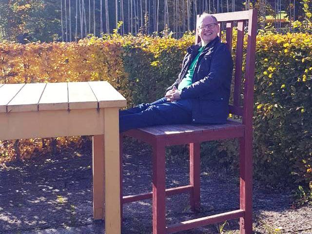 RWB Essen - Spreadthesign Projekt 360° - ... und Christian Aengenheister nicht erwartet.