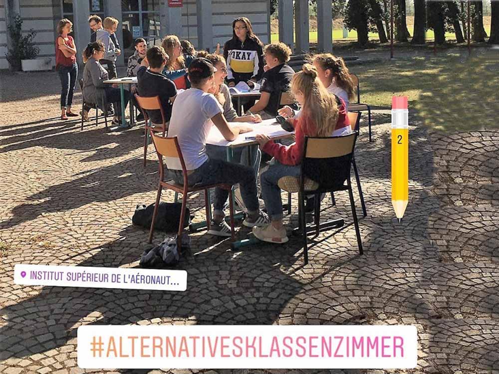RWB Essen - Studienfahrt nach Toulouse - Das alternative Klassenzimmer