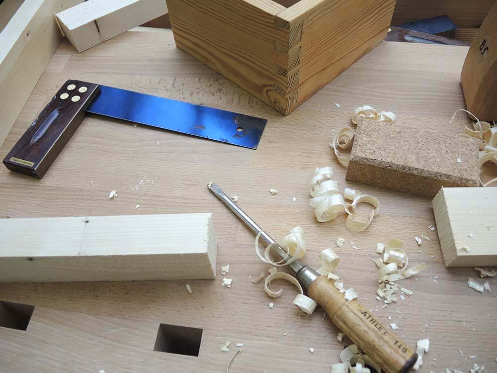 RWB Essen - Berufsbörse 2018 - Berufe im Bereich Holz