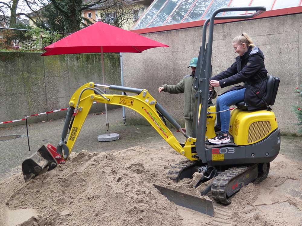 RWB Essen - Berufsbörse 2018 - Berufe im Bereich Bau