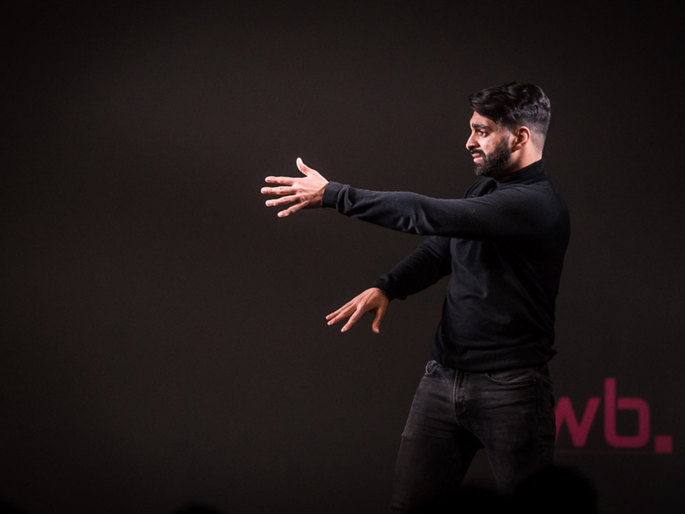 RWB Essen - Deaf slam 5 - Teilnehmer am Deaf Slam 5